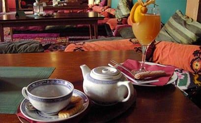 Tajik tearoom Berlin