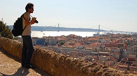 Castelo Sao Jorge Lisbon