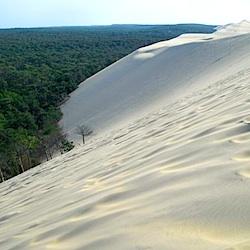 Dune de Pilat, Bordeaux