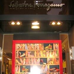 Ferragamo store, Florence
