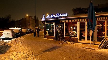 Ankerklause Berlin bar