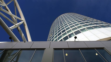 Birmingham's modern architecture