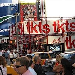 New York TKTS book