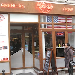 Katz Deli Paris