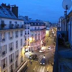 Twilight Paris