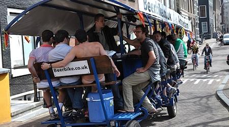 Beerbike Amsterdam