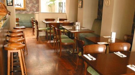 Dublin's Canal Bank Cafe