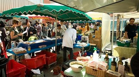 Dublin 3 outdoor food markets you shouldn 39 t miss eurocheapo for Bar food dublin 2