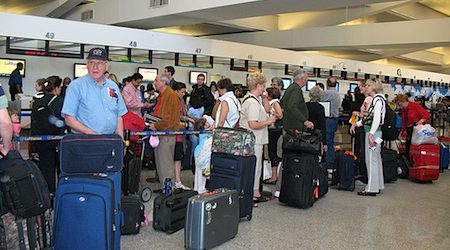delta airlines check in baggage
