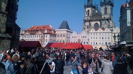 Prague spring festivals