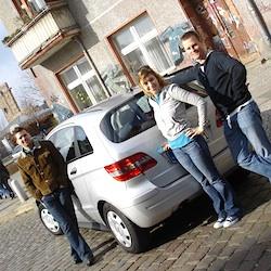 Rental car in Berlin