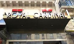 Hotel Royal Cardinal Paris