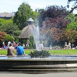 St. Stephens Green Dublin