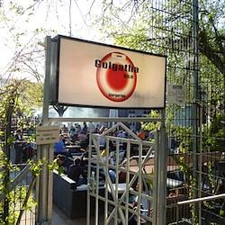 Golgatha beer garden