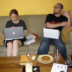 Kari and Alex