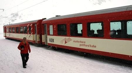 Glacier Express route