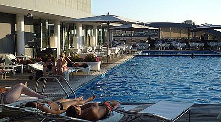pool in rome