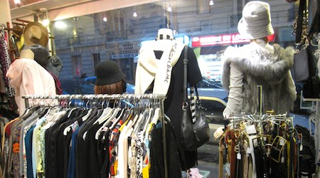 Paris: Vintage clothing shops for discerning Cheapos