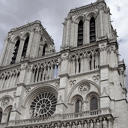 Ghost of Notre Dame