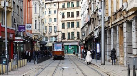 Sofia Bulgaria tram
