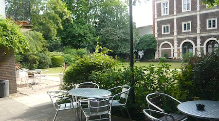 YHA Holland Park London