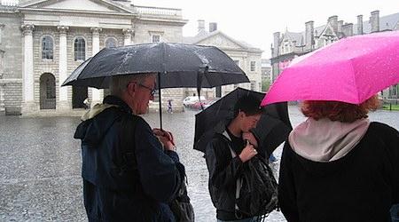 Rainy activities in Dublin