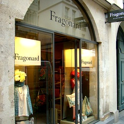 Paris Fragonard shop
