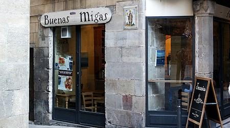 Barcelona Muenas Migas