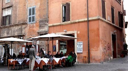 Contemporary Israeli and Italian dishes at Ba' Ghetto MILKY. Photo: Ba' Ghetto
