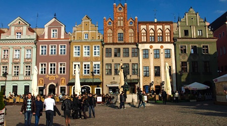 Poznan, Poland is always worth a revisit. Photo © hidden europe