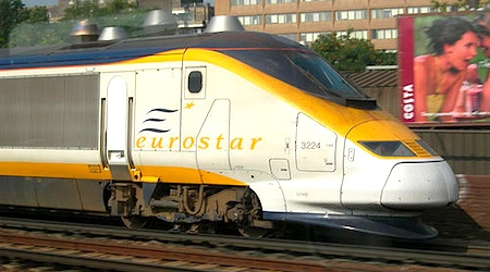 Eurostar's London to Avignon service is back on track for summer 2012. Photo: Mike Knell