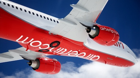 Air Berlin ticket giveaway