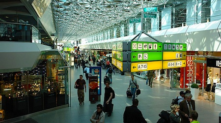 A chance to visit Tegel for the last time. The airport will close in spring 2013. Photo: NervousEnergy