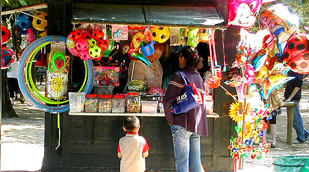 kid-friendly activities in the latin quarter