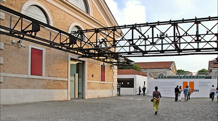 The Macro Testaccio displays modern art from hot, new artists. Photo: Dalbera