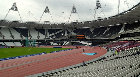 It's possible to enjoy the Olympics in London without buying tickets to events. Photo: Diamond Geezer