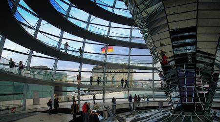 You must now register in advance to visit Berlin's Reichstag.