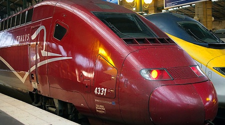 Get ready for more direct Thalys trains from Paris to Essen, Germany. Photo © hidden europe
