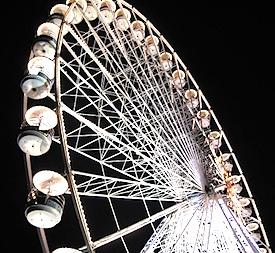Paris' Ferris Wheel