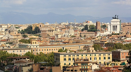 Rome correspondent Sarah Tighe shares her resolutions for 2013. Photo: Rene Cunningham