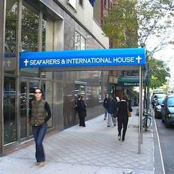 NYC Seafarers and International House