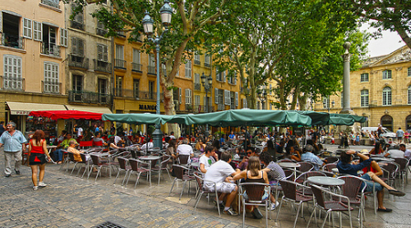 Where To Stay For Cheap In Aix En Provence Eurocheapo