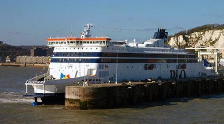 P&O Ship