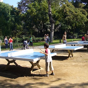 Park Ciutadella Barcelona