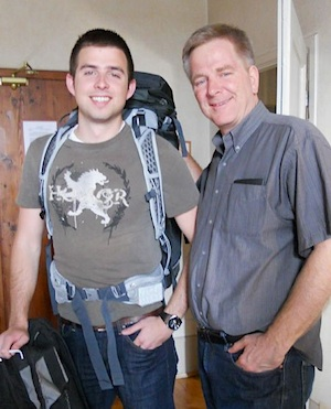 Andy and RIck Steves