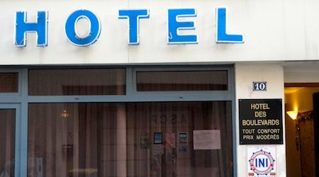 Hotel des Boulevards Pars