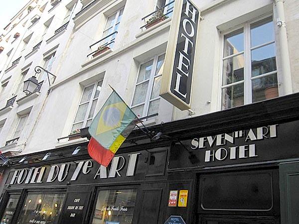 Hotel du 7e Art Paris
