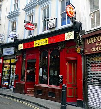 Bradley's Spanish Bar London