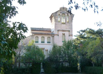 Mansion in La Garriga