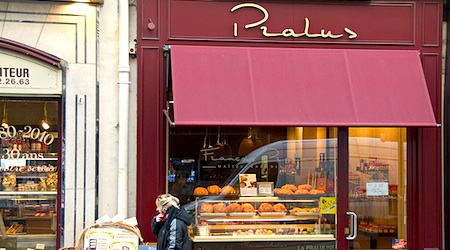 Pralus Patisserie Paris